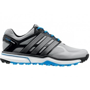 Adidas Adipower Sport Boost Light Onix Dark Silver Metallic Bahia Blue 5cb39a557